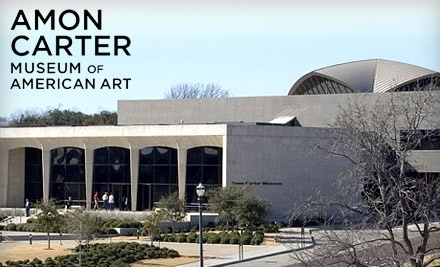 Amon Carter Museum - Amon Carter Museum of American Art in Fort Worth