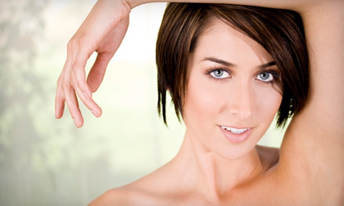 Chiropractic Little Rock - Hillcrest: Up to 83% Off Three Laser Hair-Reduction Treatments at Advanced Health Spa. Three Options Available.