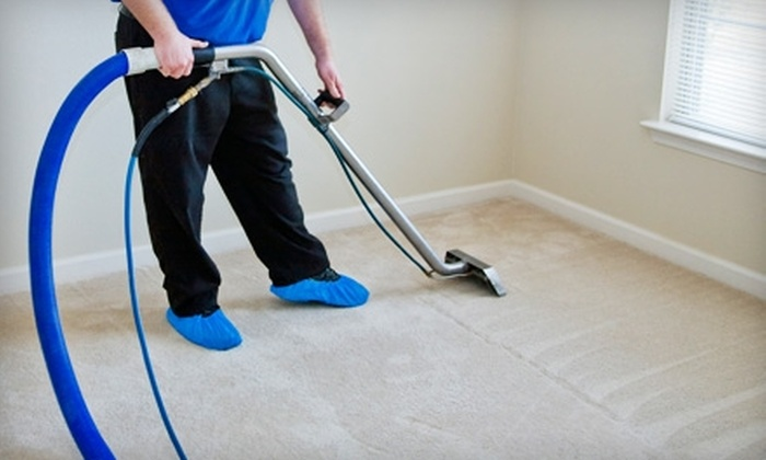 Professional Carpet Systems - Brantford: Carpet Cleaning in Two Rooms and a Hallway or Four Rooms and Two Hallways from Professional Carpet Systems (Up to 78% Off)