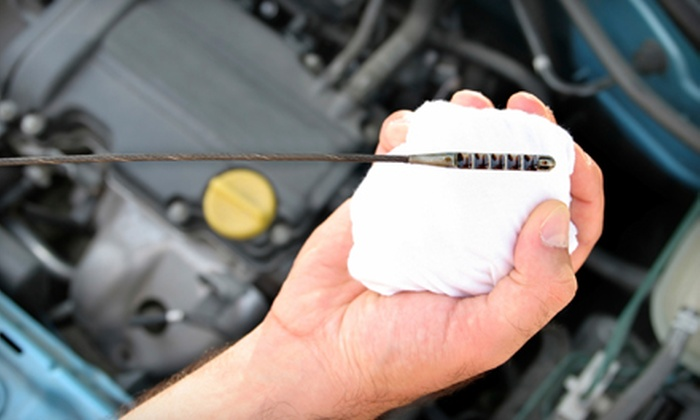 Integrity Automotive Service - Madison: $25 for an Oil-Change or Winter-Prep Package at Integrity Automotive Service (Up to $80.94 Value)