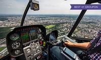 20 oder 26 Min. Hubschrauber-Flug mit Berufspilot für 1 Person mit Level One Foto  Heliflug (bis zu 58% sparen*)