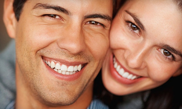 Camilo Riaño Orthodontics - Multiple Locations: $175 for a LumaLite Whitening Treatment and an Optional Invisalign Consultation at Camilo Riaño Orthodontics (Up to $825 Value)