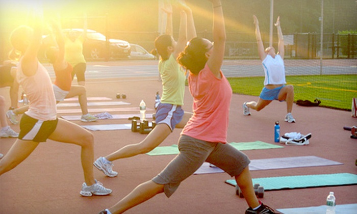 White Plains Adventure Boot Camp - White Plains: $49 for 10 Women-Only Classes at White Plains Adventure Boot Camp (Up to $273.75 Value)