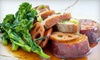 O Chamé - Northwest Berkeley: Japanese-Inspired Lunch or Dinner for Two at O Chamé in Berkeley (Up to 54% Off)
