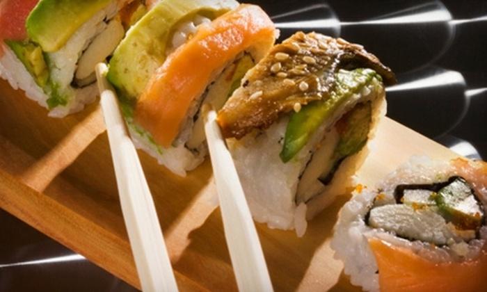 Midami - Arlington: $15 for $30 Worth of Japanese and Korean Cuisine at Midami in Arlington