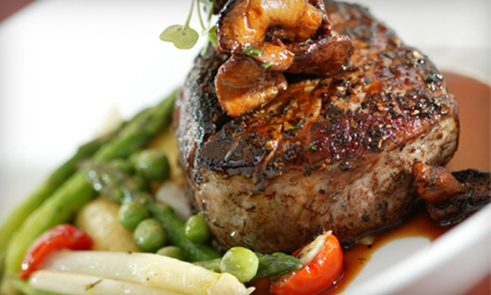 BlueFire Grille - Glenbrook: $20 for $40 Worth of Upscale American Cuisine at BlueFire Grille