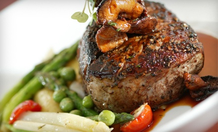$40 Groupon to BlueFire Grille - BlueFire Grille in Oklahoma City