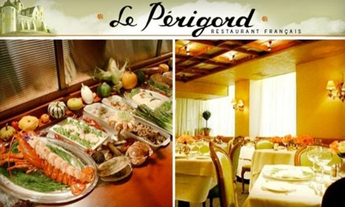 Le Périgord - Midtown East: $35 for $75 Worth of French Fare at Le Périgord