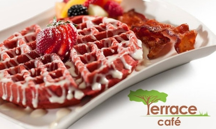 Terrace Café - Beverly Woods: $12 for $30 Worth of Healthy Fare and Specialty Coffee at Terrace Café