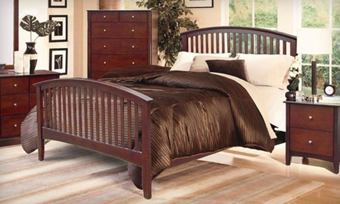 Bedding Mart - Multiple Locations: $20 for $100 Toward Mattresses and Accessories at Bedding Mart