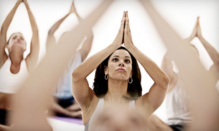Whole Body Studio and Spa - Freeport: One Month of Yoga Classes or Four Personal-Training Sessions at Whole Body Studio and Spa