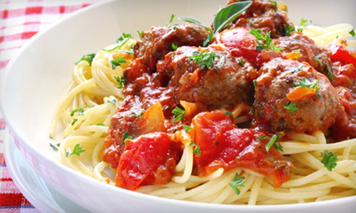 Rusty's Ristorante - Deer Park: Italian-American Fare for Two or Four at Rusty's Ristorante in Deer Park