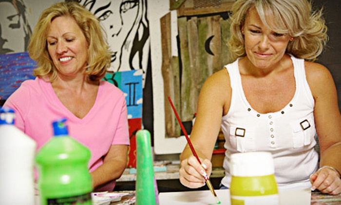 BYOB Art Classes or Workshops at Round Rock Art Cooperative (Up to 58% Off). Five Options Available.