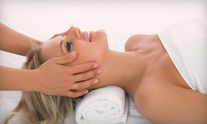 Body & Sol - Bronx Park: $69 for a Spa Package with Massage, Facial Acupressure, and Foot and Eye Treatments at Body & Sol ($139 Value)