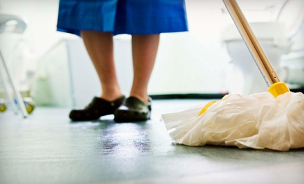 4 Hours of Residential or Commercial Cleaning Services (up to a $330 value) - Pristine Maids in