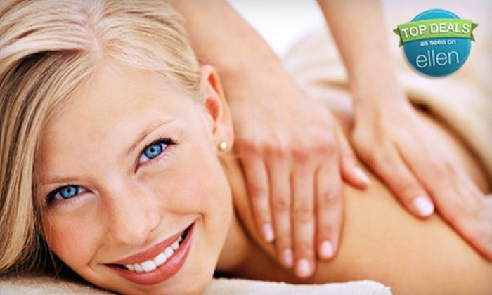 Jennifer M Regan - Cleveland Hill: Relaxation, Swedish, Deep-Tissue, Hot-Stone, or Pregnancy Massage from Jennifer M Regan in Amherst (Half Off)