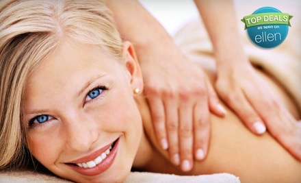 60-Minute Relaxtion Massage (a $70 value) - Jennifer M Regan in Amherst