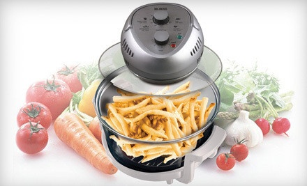 Big Boss Oil-Less Fryer (a $166 value) - Groupon Goods in