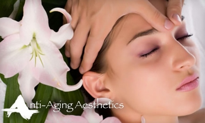 Anti-Aging Aesthetics - Johns Creek: $65 for a One-Hour Facial, Microdermabrasion, and Hand Treatment at Anti-Aging Aesthetics in Duluth ($185 Value)