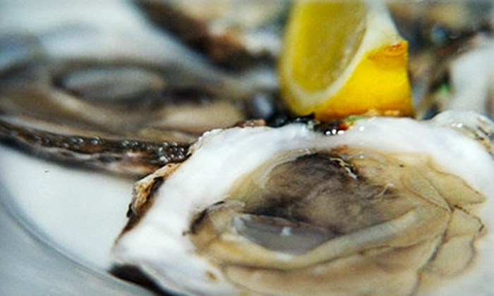 New York Oyster Company: $49 for Oyster Gift Box With Oyster Knife from New York Oyster Company ($115 Value)