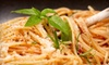 The Red Pepper - Summerville: $10 for $20 Worth of Italian Cuisine and Drinks at The Red Pepper in Summerville