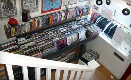 $20 Groupon for Used Music and Merchandise at Mill Valley Music - Mill Valley Music in Mill Valley