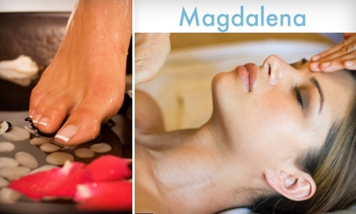 Magdalena Euro Facial Body Spa - Rochester Road: $35 for $100 Worth of Lavish Spa Services at Magdalena Euro Facial Body Spa