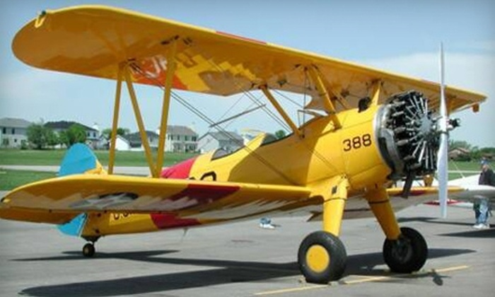 Ron Sachen - Bolingbrook: $95 for a Private Flying Lesson from Ron Sachen in Bolingbrook ($185 Value)