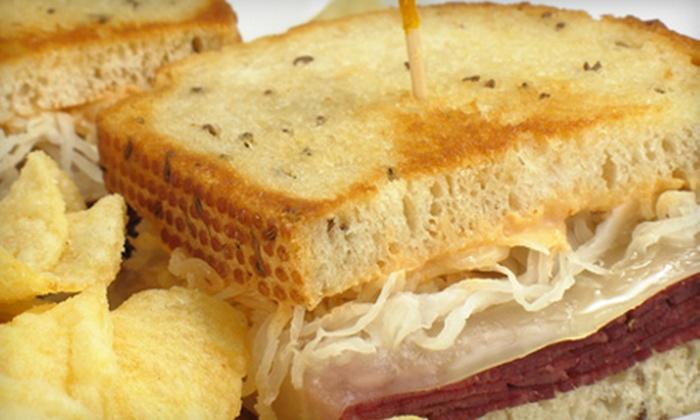 Gio's Café & New York Deli - McShann Estates: Deli Fare for Any Meal or Takeout Deli-Counter Fare at Gio's Café & New York Deli