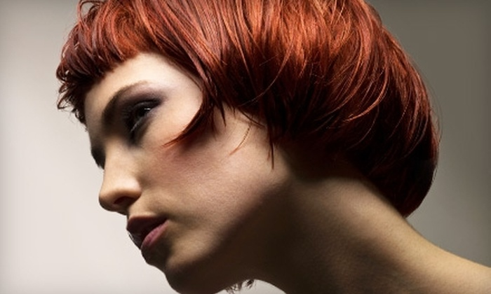 Brieanna Lebo at Serenity Salon and Spa - Colonial Hills: $25 for $50 Toward Hair-Coloring Services from Brieanna Lebo at Serenity Salon and Spa