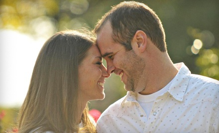 Engagement-Photo-Session Package with One-Hour On-Location Shoot (a $282 total value) - Optic Light Photography in
