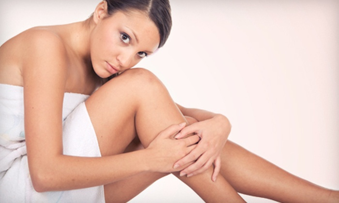 Allure Laser Hair Treatment Center - Mandalay West: Laser Hair Removal for a Small or Medium Area at Allure Laser Hair Treatment Center (Up to 87% Off)