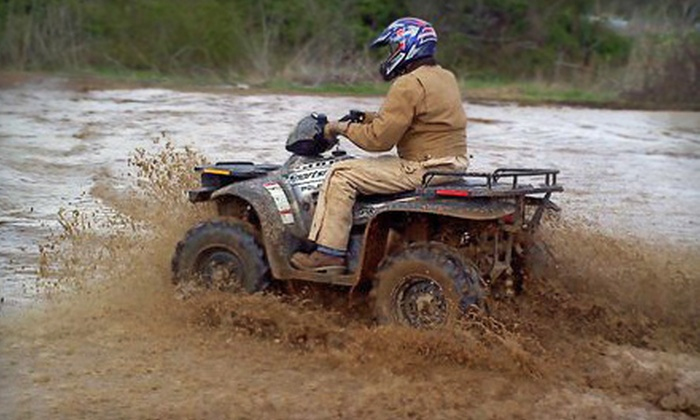 Four Wheelin' Expeditions Inc - Lynnville: Half-Day Rental of ATV or Side-by-Side ATV from Four Wheelin' Expeditions Inc in Lynnville (Up to 53% Off)