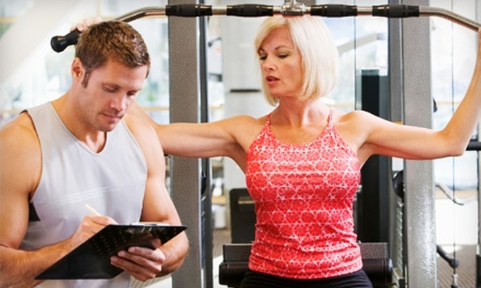 CoachMeFit West Bloomfield - West Bloomfield: $79 for Three Personal-Training Sessions or Two Double Training Sessions at CoachMeFit West Bloomfield (Up to $225 Value)
