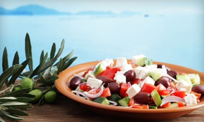 Lakis Greek & Italian Restaurant - Ocala: $10 for $20 Worth of Authentic Mediterranean Dinner Fare at Lakis Greek & Italian Restaurant