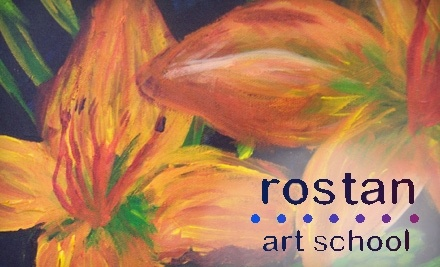 Rostan Art School: One Adult Art Class - Rostan Art School in Woodbury