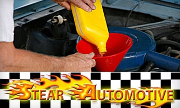 Stear Automotive Repair - Boise City: $30 for One Hour of Labor and Services at Stear Automotive Repair