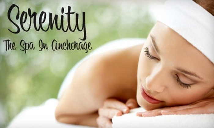Serenity Spa - East Louisville: $30 for $60 Worth of Services at Serenity Spa