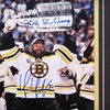 Half Off Autographed Tim Thomas Photo