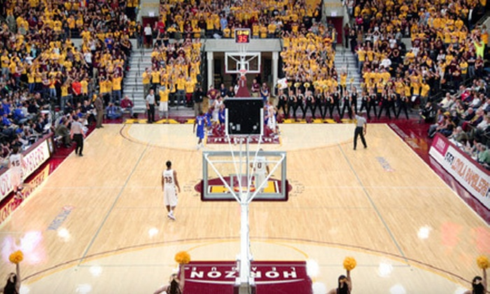 Loyola Ramblers - Rogers Park: $15 for an Outing for Two to a Loyola University Chicago Men's Basketball Game (Up to $38.50 Value). Seven Games Available.