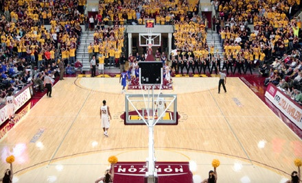Loyola Ramblers vs. Valparaiso Crusaders at Gentile Arena on Thu., Jan. 19 at 7PM: General Admission - Loyola Ramblers in Chicago
