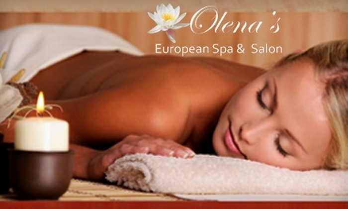 Olena's Day Spa - Southgate: $59 for a Revitalizing Microdermabrasion or Cleansing Body Wrap at Olena's European Spa & Salon
