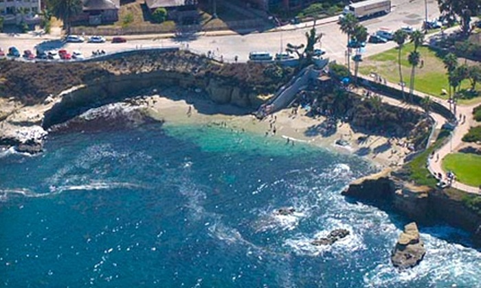 Seaforth Boat Rentals - San Diego: $99 for a Two-Hour WaveRunner Tour of the La Jolla Coastline from Seaforth Boat Rentals (Up to $299 Value)