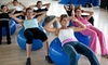 GFitStudio - Far North Central: $25 for 10 Fitness Classes at GFit Studio (Up to $95 Value)