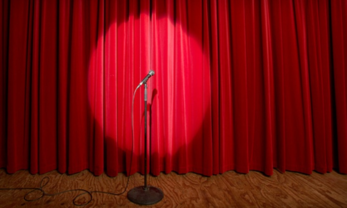 Sarcasm Comedy Club - Golden Triangle: Comedy Night for Two or Four at Sarcasm Comedy Club at Crowne Plaza Hotel in Cherry Hill (Up to 64% Off)
