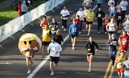 1 General-Admission Entry to the 5K Race (a $25 value) - Gator Stompin' 5K in Gainesville