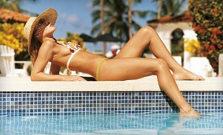 1 Full-Body Airbrush Spray Tan with Contouring (a $46 value) - Go Bare! in Orlando