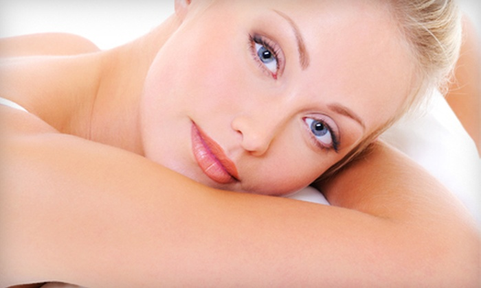 The Look - Grand Rapids: Spa Packages with Facial, Waxing, and Manicure for One or Two at The Look (Up to 55% Off)