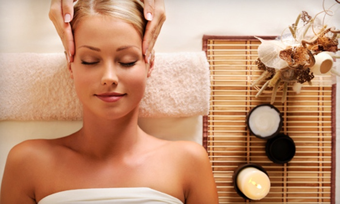Bliss Massage Studio - Industrial Park: One or Three 60-Minute Swedish, Deep-Tissue, or Hot-Stone Massage Plus Three $25 Gift Cards at Bliss Massage Studio in Somerville (Up to 61% Off)