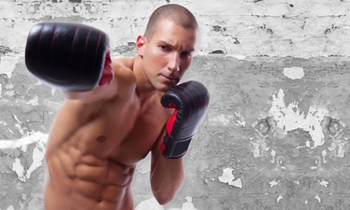 The Rock MMA & Fitness Center - Huntersville: $69 For One Month of Martial Arts Classes and Open Gym at The Rock MMA & Fitness Center in Huntersville ($145 Value).